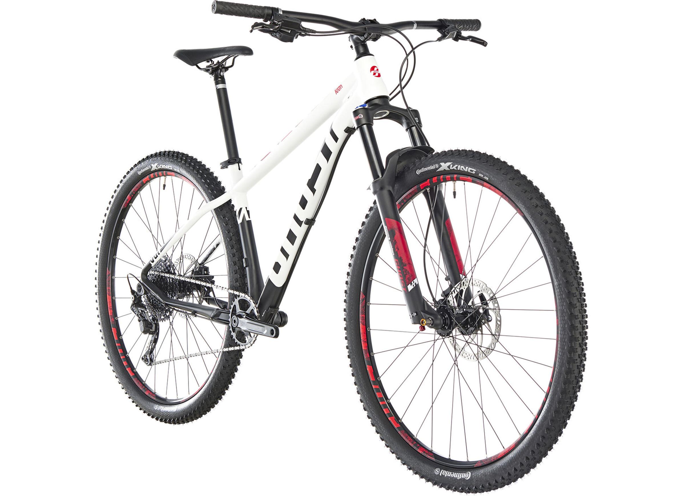 Ghost Kato X 4.9 AL 29 MTB Hardtail hvid | Find cykeltilbehør på nettet | Bikester.dk